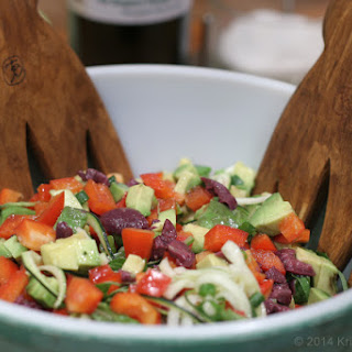 Olive and Veggie Pasta (Gluten Free. Raw Vegan. Paleo.)