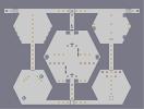 Thumbnail of the map 'Hexagoon'