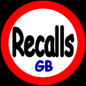 Vehicle Recalls GB icon