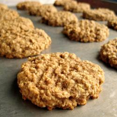 Banana Oatmeal Cookies II