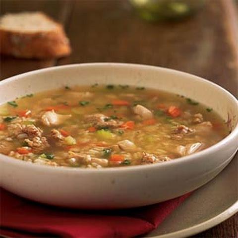 Turkey Sausage Soup Rice Recipes | Yummly