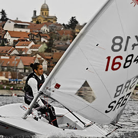 Sailing by Dusan Bebic - Sports & Fitness Watersports