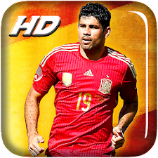 Diego Costa 2014 Wallpaper
