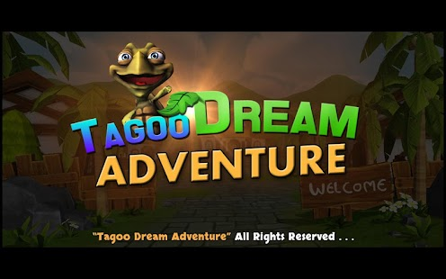 Tagoo's Dream Adventure 3D - screenshot