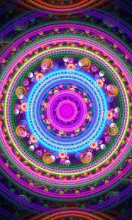 Psychedelic HD Wallpapers - screenshot