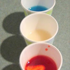 Red, White and Blue Jello Shots