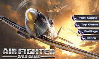 Screenshot of Air Fighter 1945