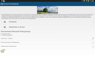 Screenshot of rheinland.info