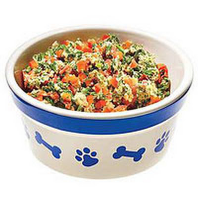 Two Paws Up Breakfast Scramble