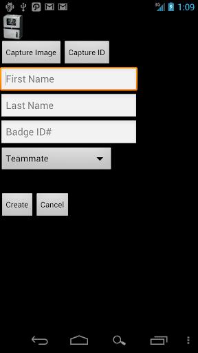 FRC Team Manager