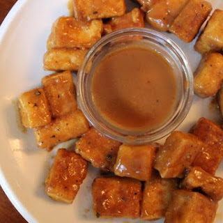 Baked Tofu In Peanut Sauce Recipes