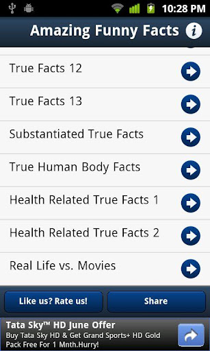 Amazing Facts 600+