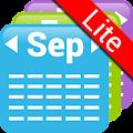 App My Month Calendar Widget Lite APK for Kindle