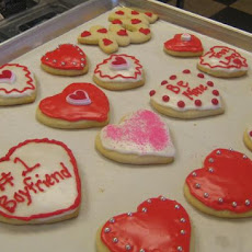 Charmie's Soft Sugar Cookies