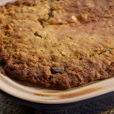 Chocolate Chip Oatmeal Quick Bread