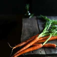Butter Roasted Carrots with Lemon Thyme