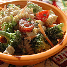Creamy Broccoli Pasta Salad