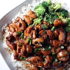 Baked Chicken Teriyaki