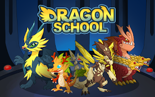 Screenshot of Dragon School