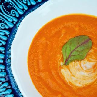 Creamy Spiced Butternut Squash Soup Recipes