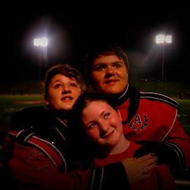 Heart Beat by Diana Fay - People Family