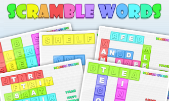 Screenshot of Words and Riddles: Crossword