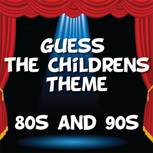Cover art Childrens 80s & 90s TV Theme