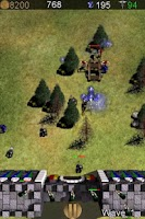 Screenshot of Battle Shock Lite
