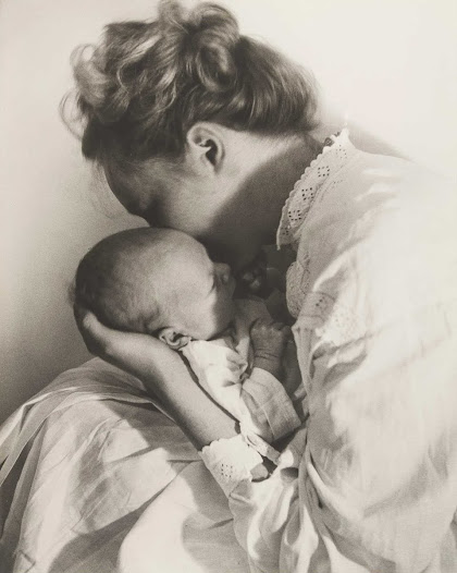 The death of her daughter Elizabeth in 1954 prompted Dorr to publish the photographs in what would become her most acclaimed book of the six she produced, *Mother and Child.""