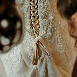 by Jeff Fox - Wedding Getting Ready