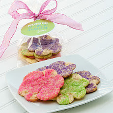 Easy Flower Sugar Cookies