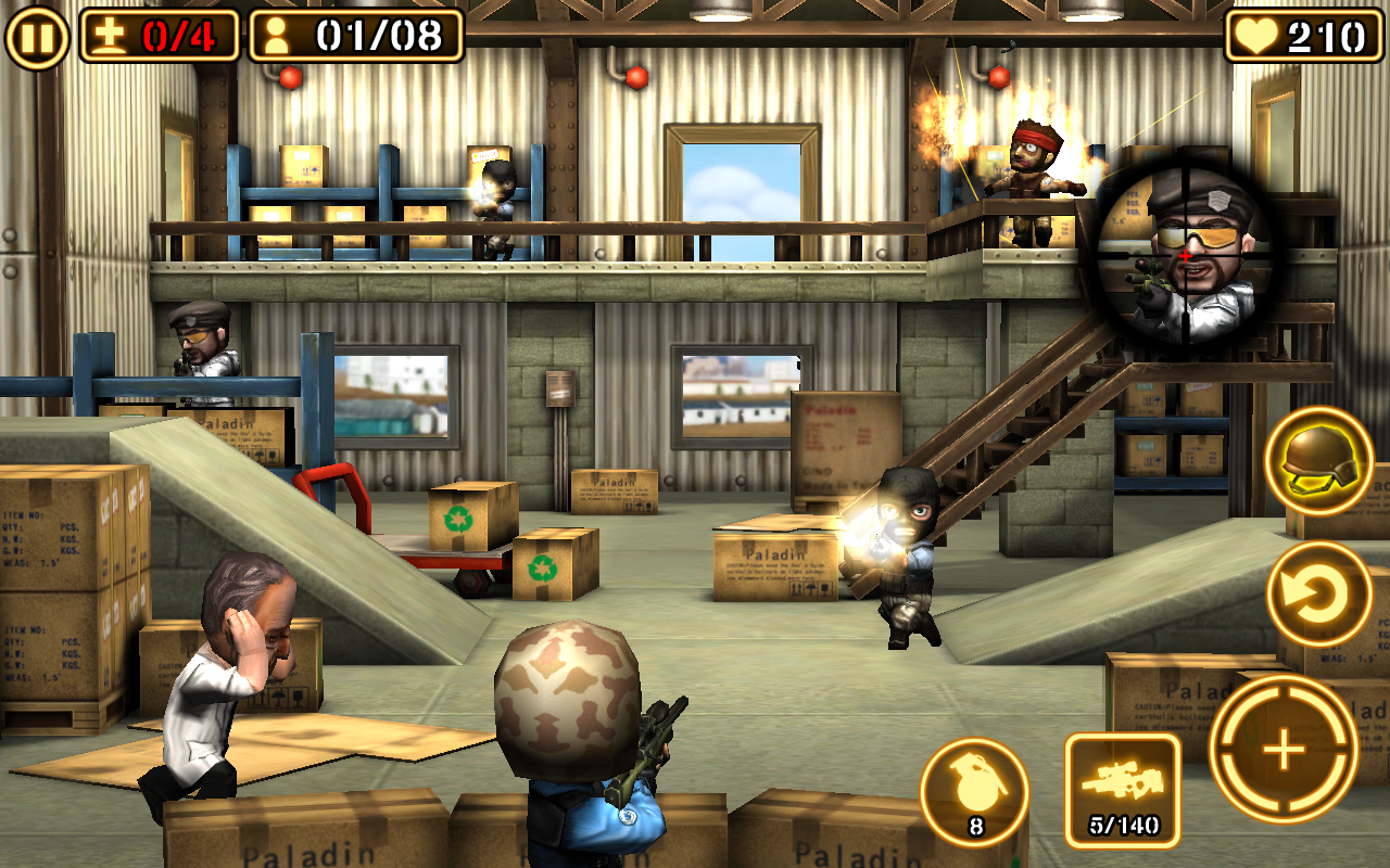 Gun Strike 2 Screenshot 19