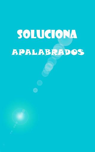 Soluciona Apalabrados