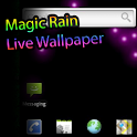 Magic Rain Live Wallpaper