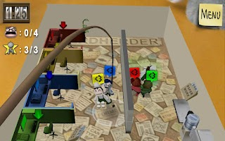 Screenshot of NerdHerder