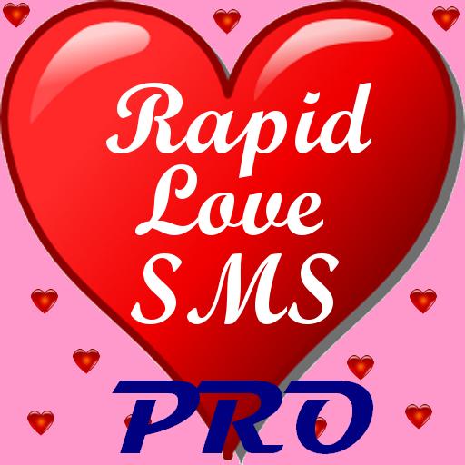 Rapid Love SMS - PRO 通訊 App LOGO-硬是要APP