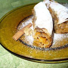 Tikvenik - Bulgarian Sweet Pumpkin Pie