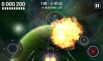 Screenshot of Final Space Lite