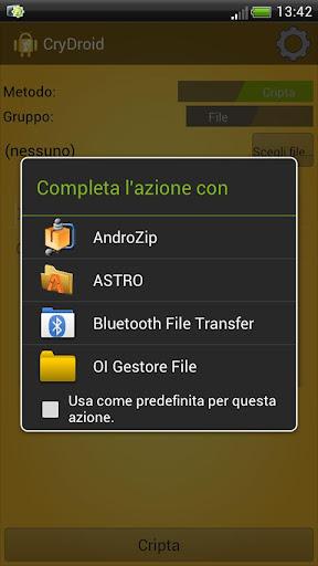 【免費工具App】CryDroid free-APP點子