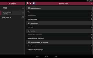 Screenshot of Barcelona Travel Pangea Guides