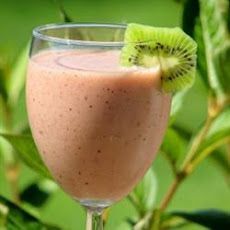 Strawberry Kiwi Milkshakes