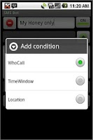 Screenshot of SMS Bot (Free)