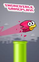 Screenshot of Tap Tap Bird