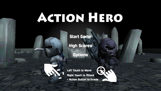 Action Hero - screenshot