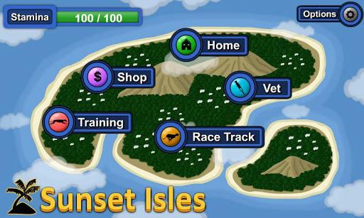 Greyhound Racer - screenshot