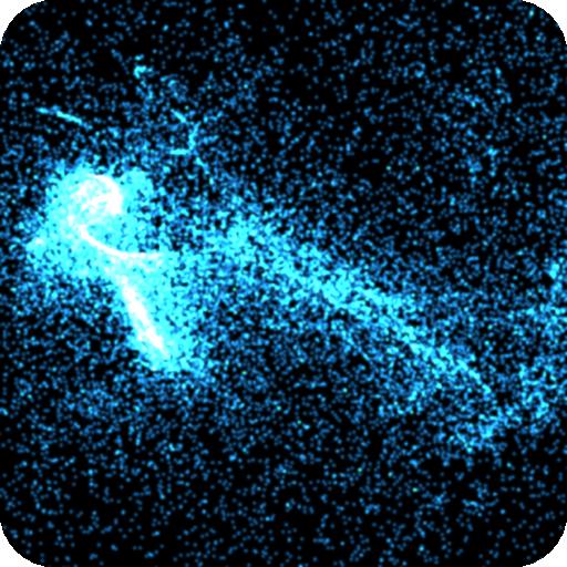 輻射顆粒 個人化 LOGO-玩APPs