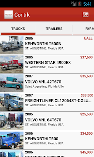 Continental Truck Sales - screenshot
