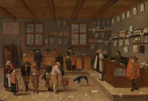 RIJKS: Pieter de Bloot: painting 1628