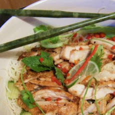 Bun Ga Nuong (Grilled Chicken and Vermicelli Salad)