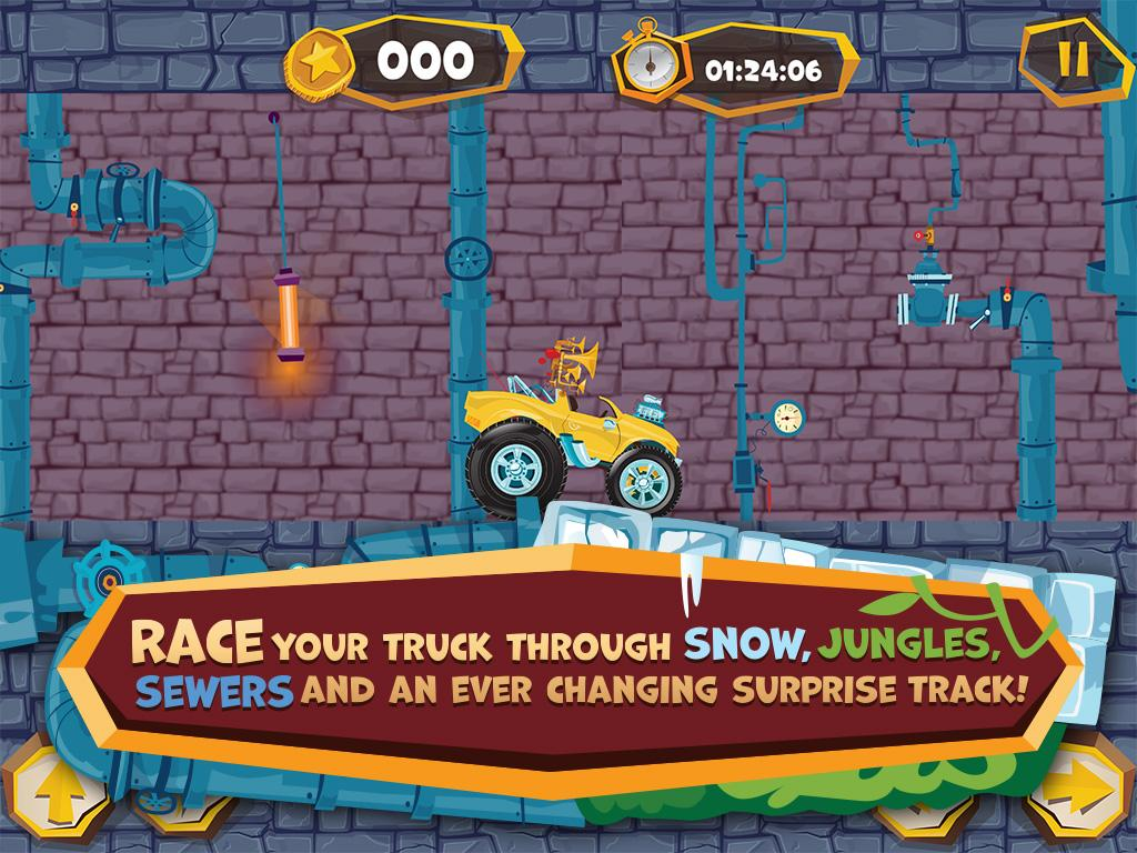 Build A Truck -Duck Duck Moose Screenshot 8
